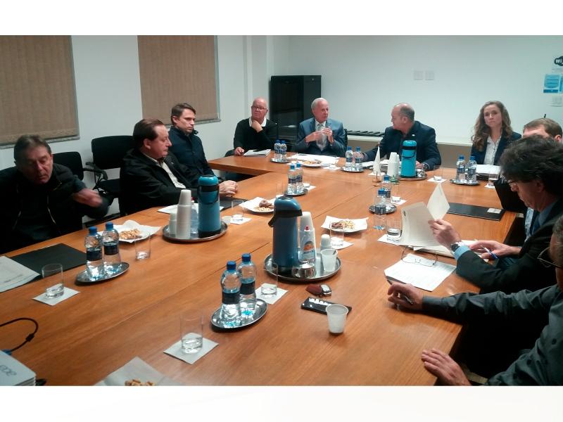 ANSAE/FIDC participa de Reunião na ACIB