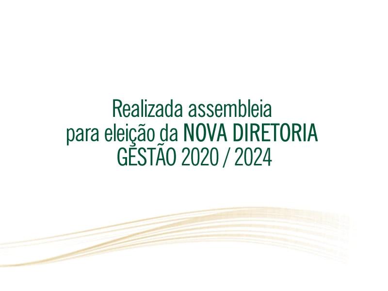 Gestão ANSAE/FIDC – 2020/2024