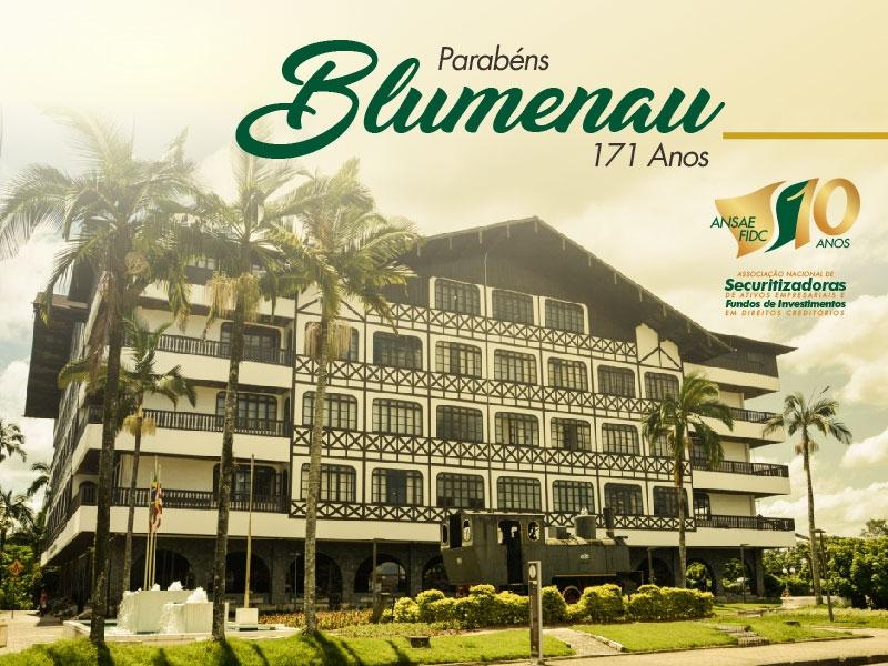 02 Setembro - Aniversário Blumenau 171 Anos